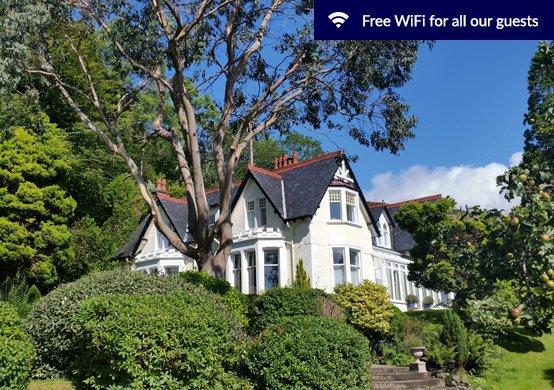 Camus Guest House exterior